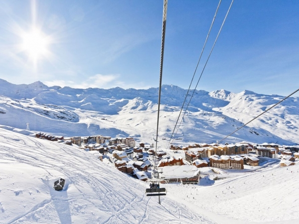 LES 3 VALLEES -VAL THORENS